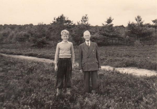 Henk Zandvoort en Jan Boelens