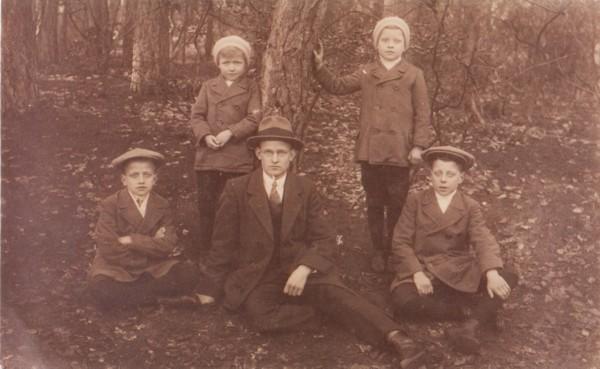 Kinderen van Jan Boelens en Stijntje Kamstra