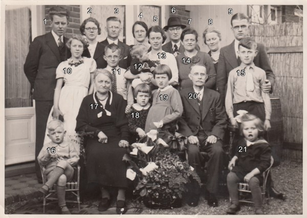 Jan Boelens en Stijntje Kamstra 40 jaar getrouwd