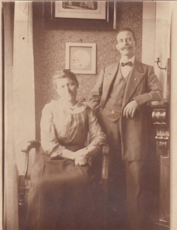 Stijntje Kamstra en Jan Boelens