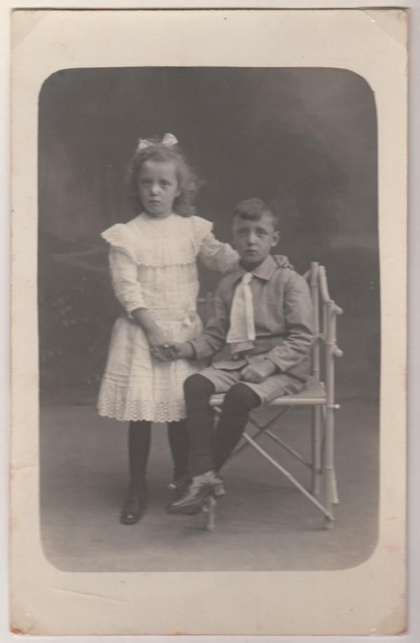 Geertje van Ommen en Cornelis van Ommen