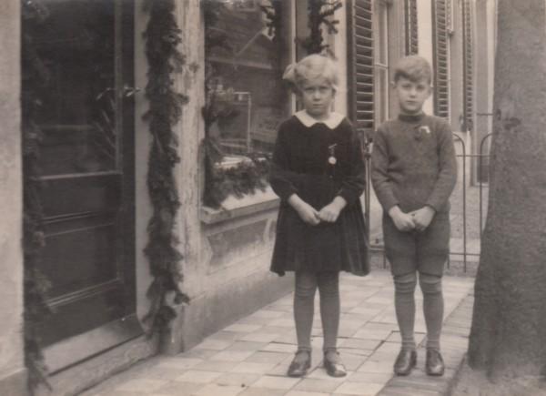 Maria Anna van Ommen en Jacobus Petrus van Ommen