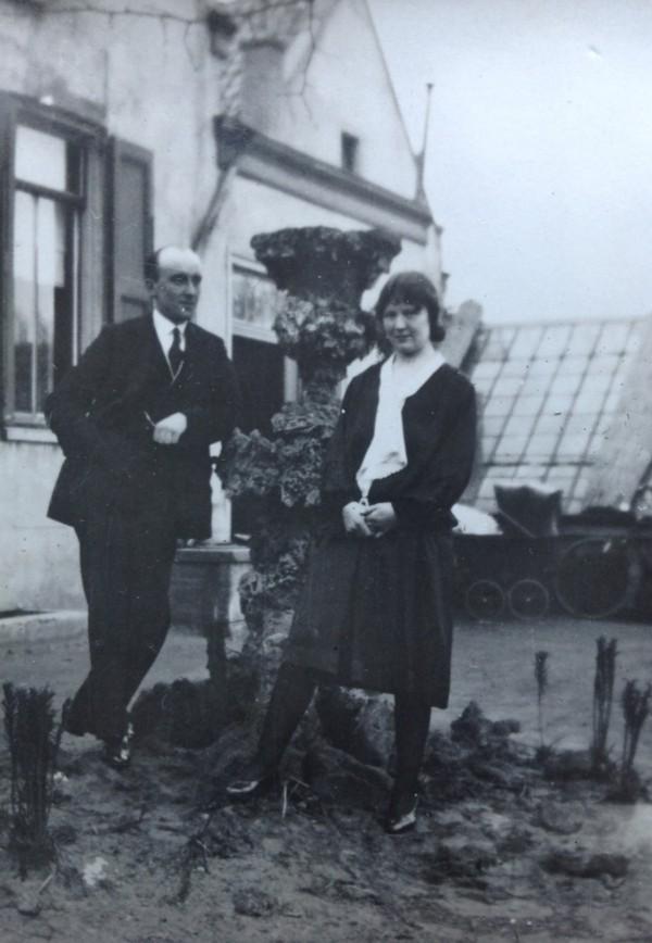 Gerardus Helenus Geijsendorper en Aleida Snabel