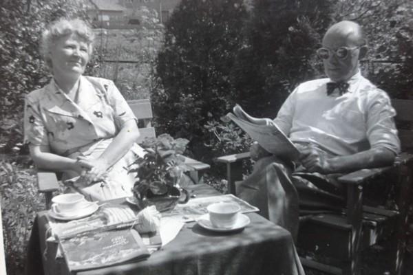 Aleida Snabel en Gerardus Helenus Geijsendorper