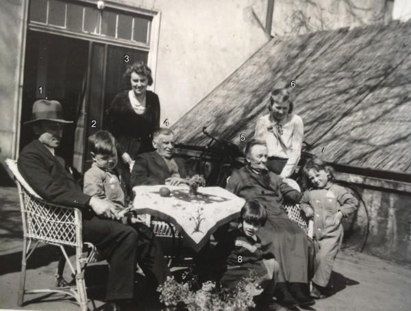Familie Geijsendorpher-Van Scherpenzeel-Snabel