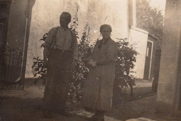 Jacobus Petrus van Ommen en Aukje Bouma