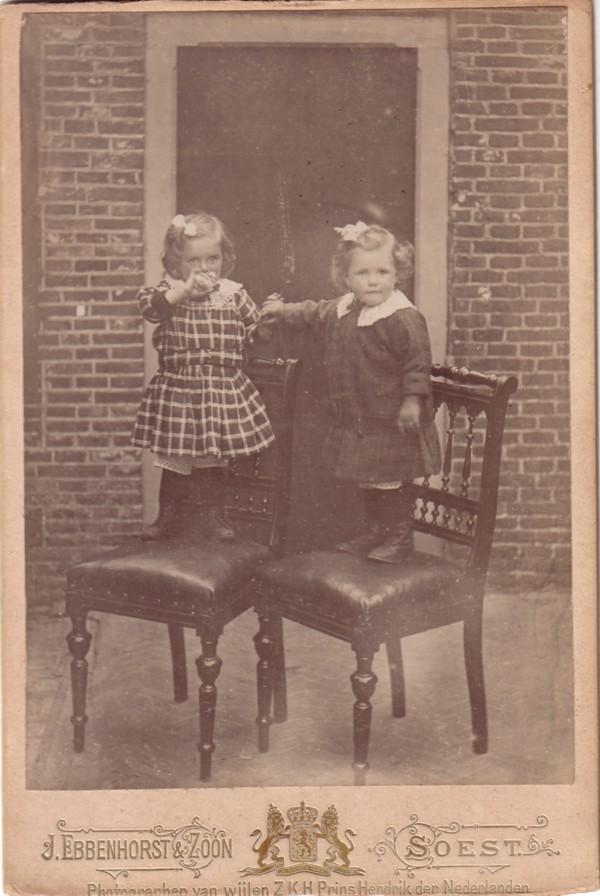 Alida Agnes Hartman en Agnes Alida Hartman