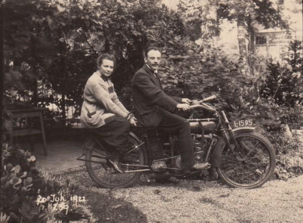 Anna Maria Klaassen en Dirk Hornsveld