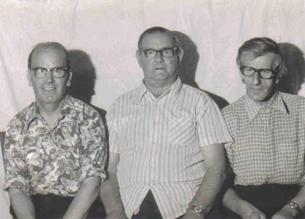 Arian, Cornelis en Jan van Diermen
