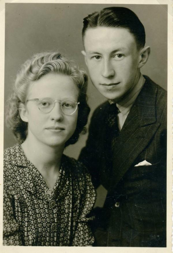 Johanna Wilhelmina Akkerman en Albertus Dirk Kleisen
