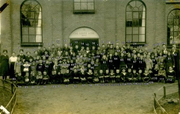 Foto  Christelijk Gereformeerde Zondagsschool 'De Zaaier'