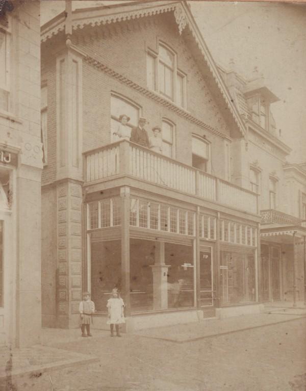 Piano- en orgelhandel Sijberden