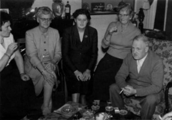 Familie Van der Woord