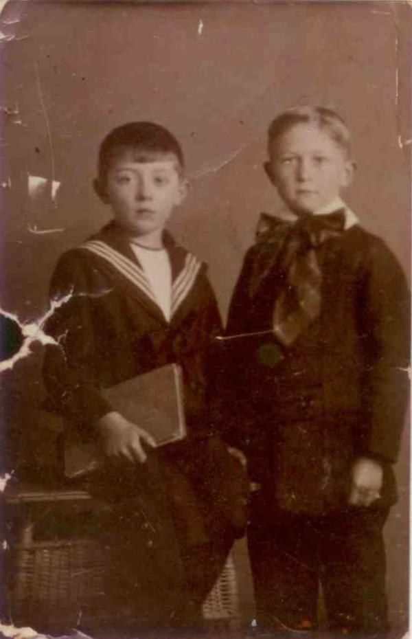 Johannes Koudijs en Frans Koudijs