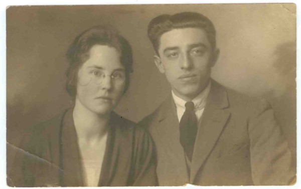 Alida Pieternella Harmsen en Jan Hendrik Koudijs