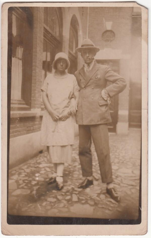 Betsy Sibylla Johanna Adriana Grimmelius en Jan Boelens