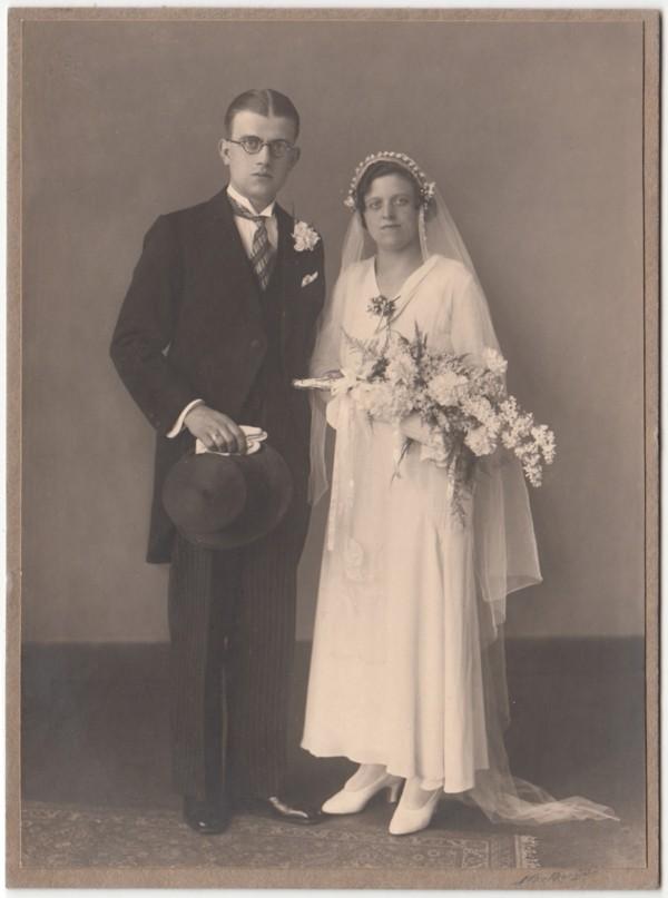 Jan Boelens en Betsy Sibylla Johanna Adriana Grimmelius