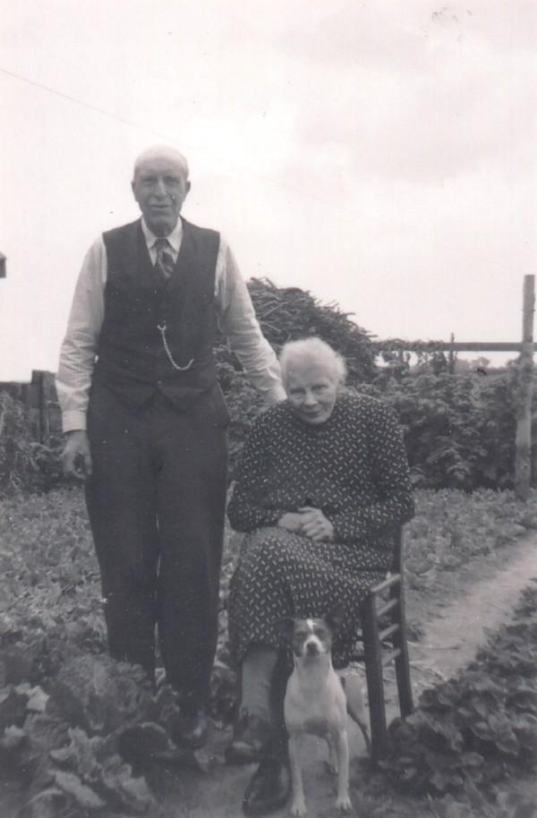 Johannes Hut en Cornelia Jansen, Weteringstraat 56