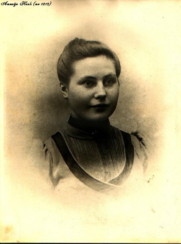 Annetje Heek