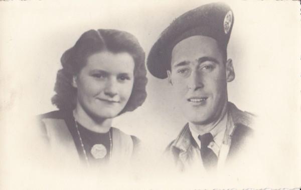 Adriana Hendrika Mooij en Ralph Austin Knox
