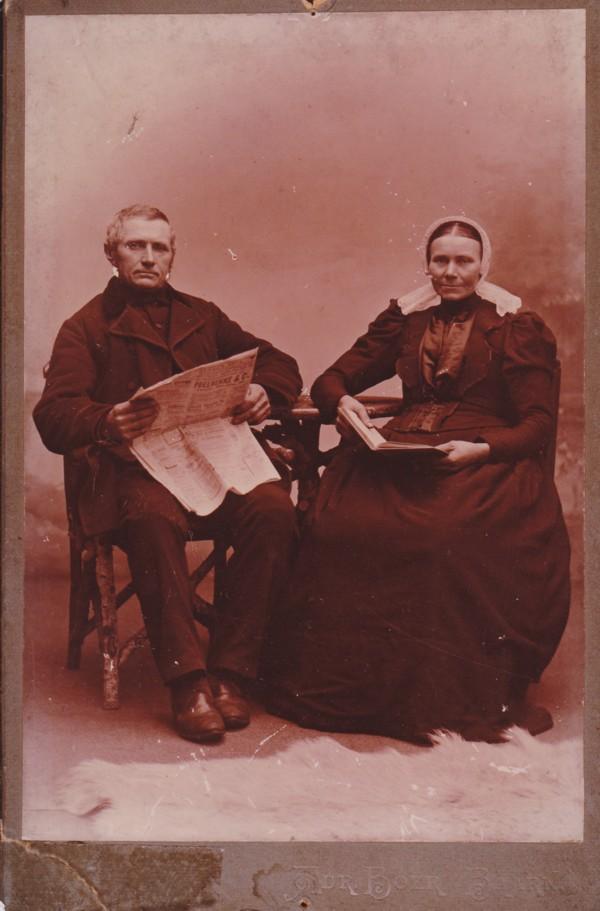 Foto  Wijnand van de Beek en Geertje van Donkelaar