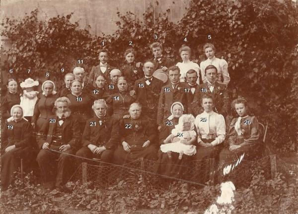 Familie Van Leersum - Van Hornsveld
