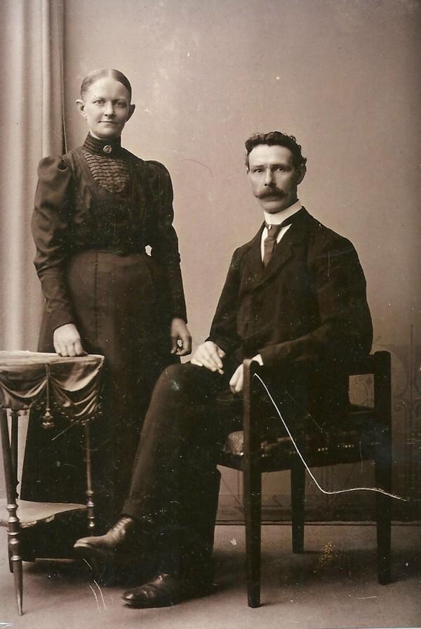 Heintje van Otterlo en Peter van Klingeren