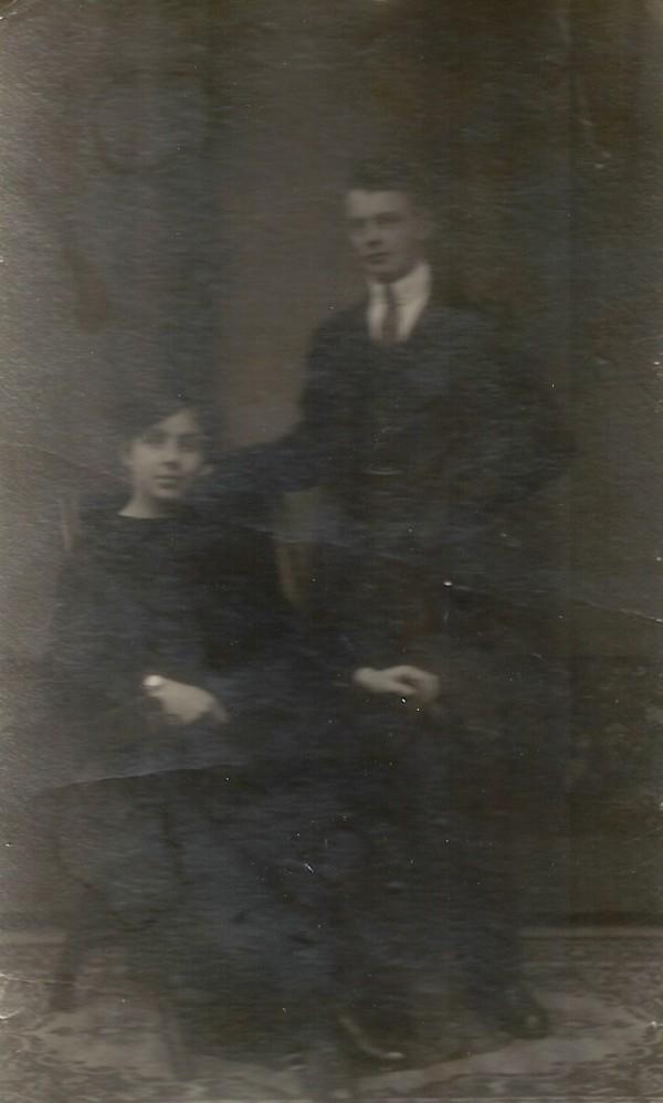 Petronella Adriaantje Verleer en Hendrik Peter van Klingeren