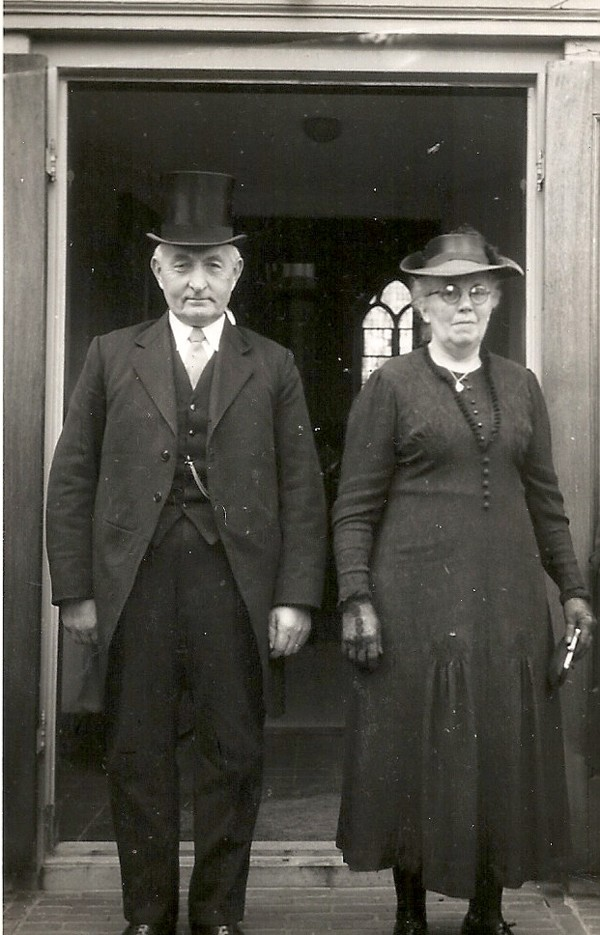 Joris Zonneveld en Marijtje Ramp