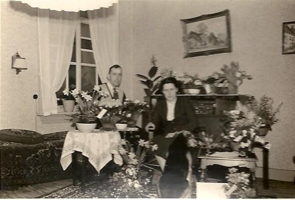 Gerbrand Zonneveld en Hendrika Roothart
