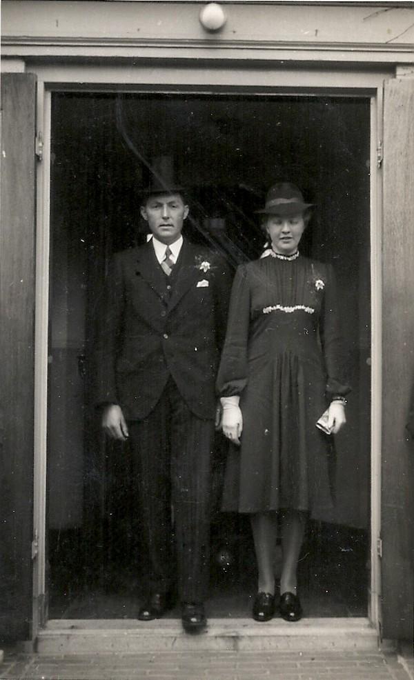 Jan Zonneveld en Margrietha Imthorn