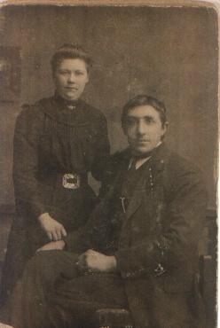 Willempje Koelewijn en Willem van der Laan