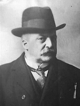 Adriaan Nicolaas Johan van Rossem, gemeenteontvanger te Baarn