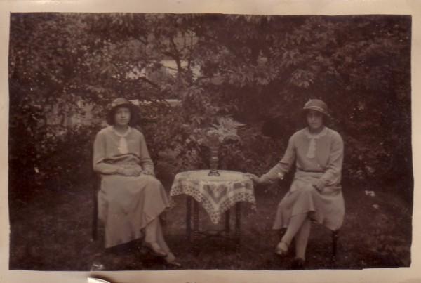 Foto  Agnes Alida Hartman en Alida Agnes Hartman