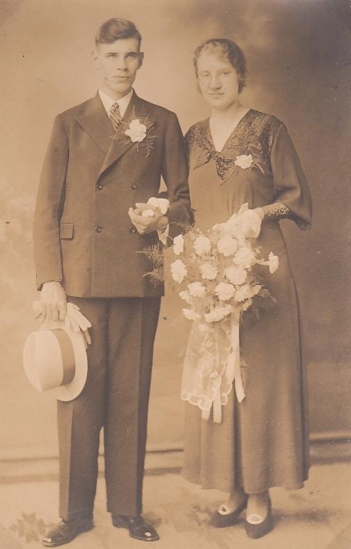 Bartholomeus Kooi en Jacoba Bijvanck