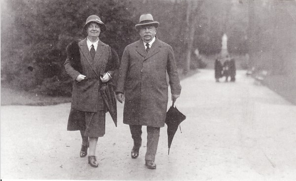 Anna Aleida Maria Johanna Jiskoot en Willem Jiskoot