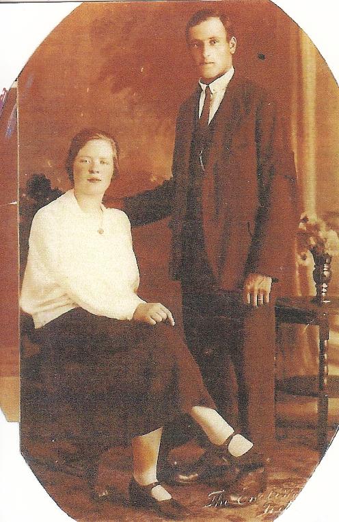 Frederika Wittenberg en Jan van der Vliet