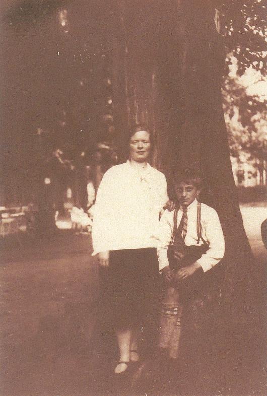 Frederika Wittenberg en Jacob van der Vliet
