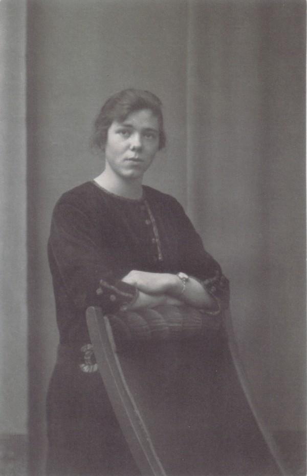 Elisabeth van der Horst