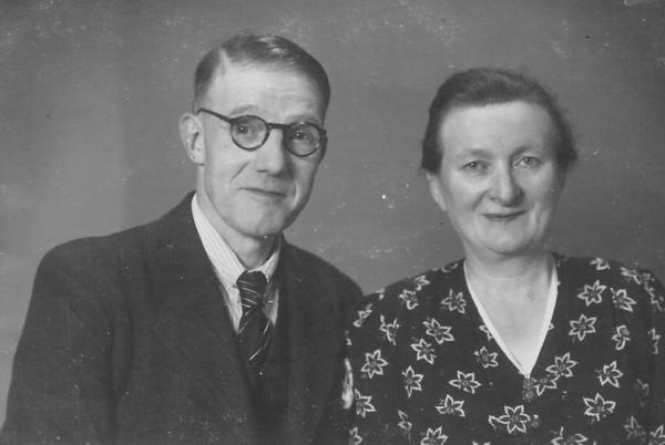 Pieter Lodder en Metje de Zoete