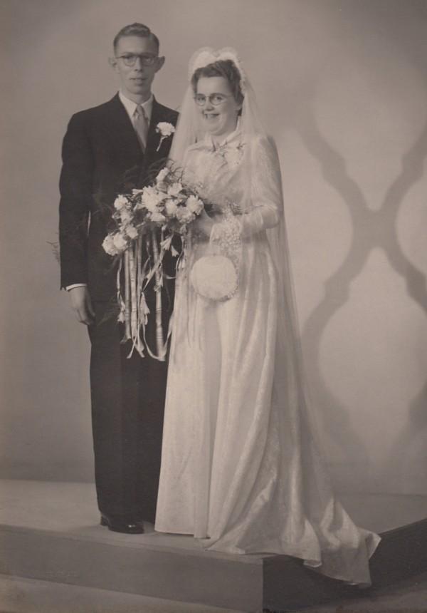 Johannes Joldert Boersma en Albertha Johanna Vermeij