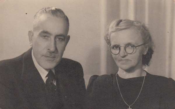 Johannes Vermeij en Geertruida Gerarda Verkerk