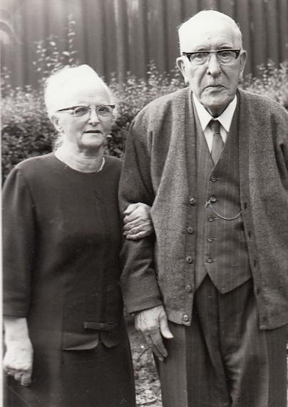 Geertruida Gerarda Verkerk en Johannes Vermeij