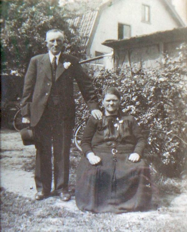 Samuel de Zoete en Evertje Kooij