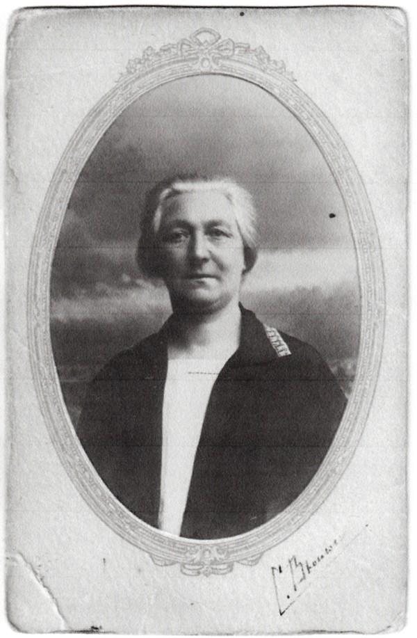 Geertruida Mechgelina Verhoef