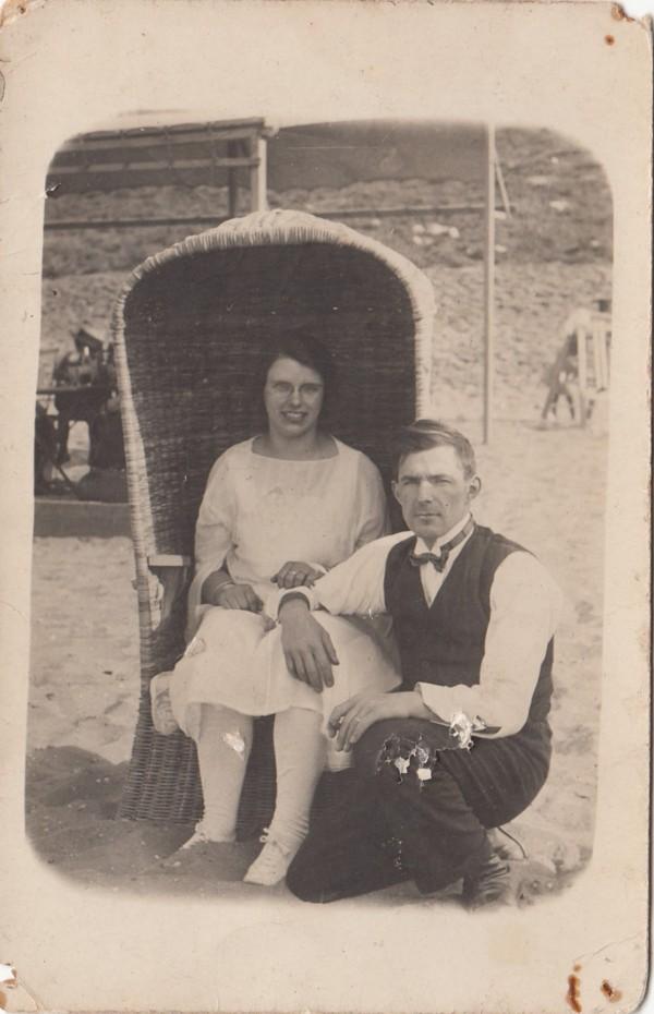 Wilhelmina Hornsveld en Jochem schipper