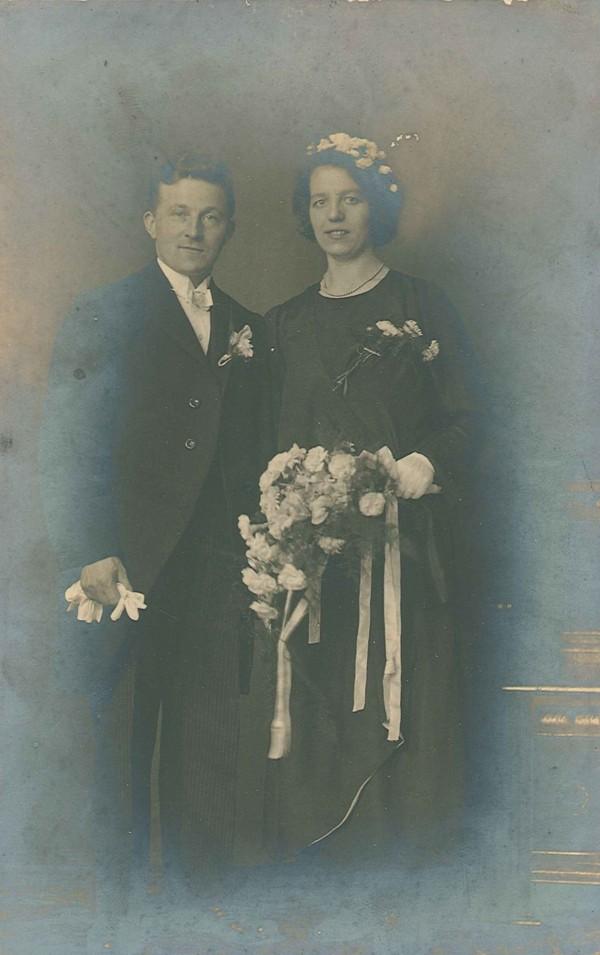 Gerrit Jan van Hessem en Sara Hermina Kraaijenhof