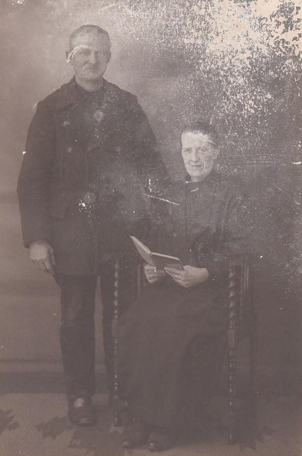 Johannes Hendrikus Fakkeldij en Cornelia Hilhorst