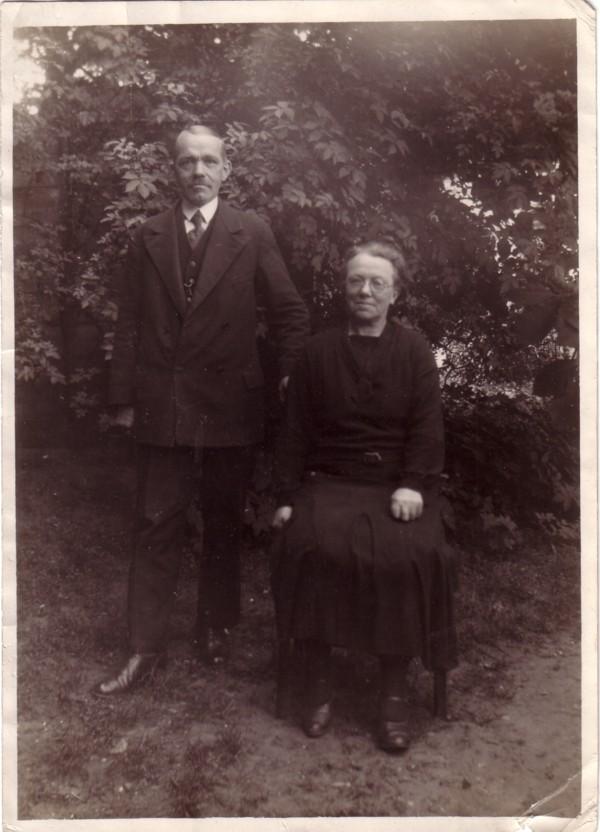 Willem van der Horst en Francina Maria Snijder