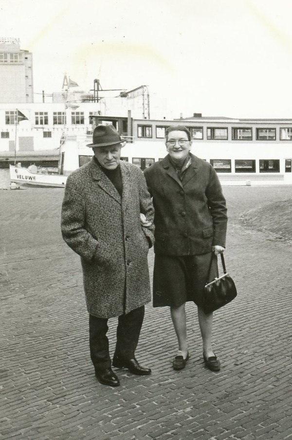 Johannes Gijsbertus van der Flier en Berendina van Wijnen